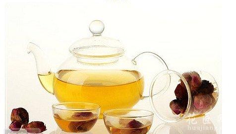 四种牡丹花茶的搭配方法