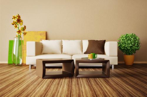 客厅花卉摆放方法 客厅适合摆放什么植物(图)