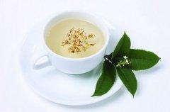 桂花的功效与作用 家常桂花茶的做法(图)