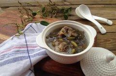 石橄榄猪肚汤的做法及功效与作用(图)