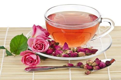 玫瑰花茶的功效与作用(图)