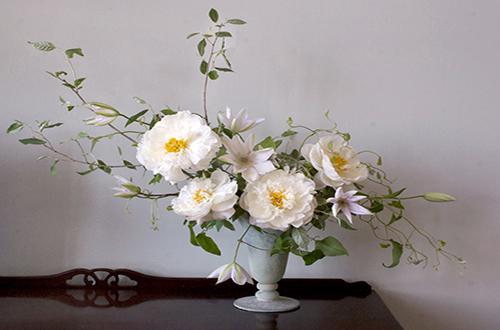 居家如何选择合适的插花花材 掌